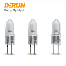Small Size 6V 12V 24V 10W 130LM G4 Halogen Light Bulb