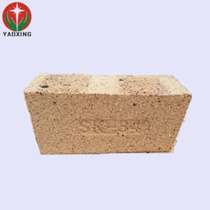 sk-34 refractory fire resistant brick for boiler