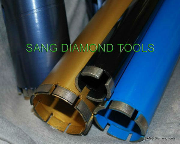good quality black diamond core drill bits,diamond core drill bits for hard rock