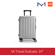 Mi 90 points luggage male and female password Trolley Case 24 inch mobile boarding trunk suitcase