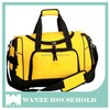 2017 new product fashion customized duffel polyester travel bag for men