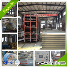 Lightweight structural insulated precast concrete wall panel making machine