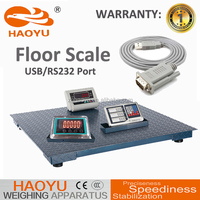 rs232 counting scale FL01 wireless weighing indicator