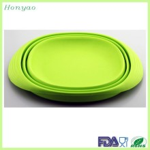 New products collapsible silicone bowls for mixing, microwave safe silicone bowls