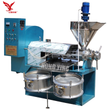 cooking olive coconut sunflower oil making filter press extraction refining machine