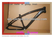 OEM 26er Carbon mtb 26 Mountain Bicycle Carbon bike frame for sale!
