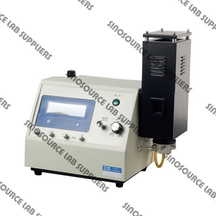 Laboratory Equipment Automatic Flame Photometer FP6450