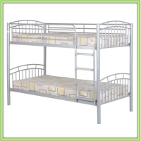 Modern Cheap Price Strong Metal Bunk Bed /Military Double Bunk Bed