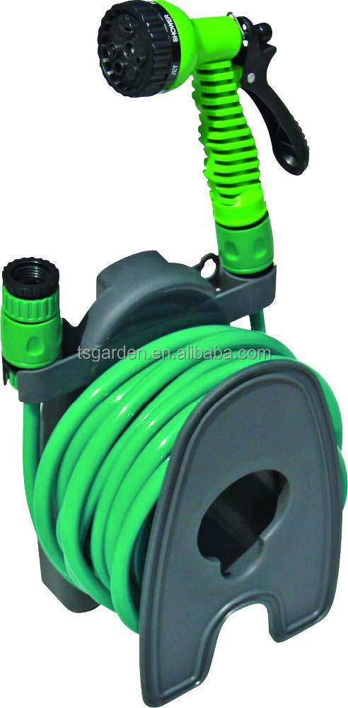 Mini Portable Hose Reel With 15 Meter Hose