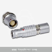 EGG.3B 6 pin brass quick snap connector for Huace laser scanner