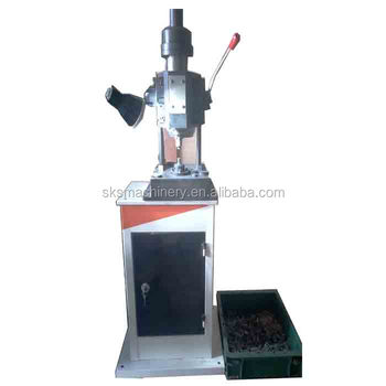 Horn button blank Machine Machine to Make Horn Button