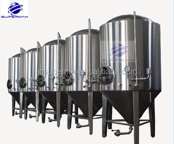 304/316 Stainless Steel Conical Bottom Beer Fermenter(CE)