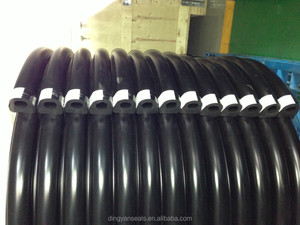 EPDM solid rubber seal