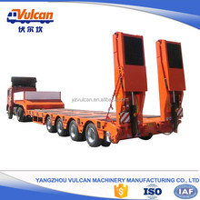 Manufacturer cheap car carrier truck trailer for sale