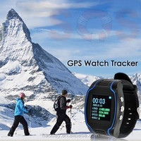 mini GPS Wrist Watch GPS101 for elder/Children,dual way communciate Protect Property Safety SOS button for emergency help no box
