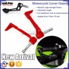 BJ-LG-004 Manufacture Red Bent Style Plastic Motorcycle lever guard protector