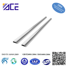 96.5% customer bought hard chrome plated 304 stainless steel flat billet bar