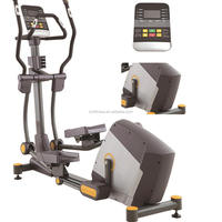 Commercial Elliptical Bike Cardio Gym Fitness