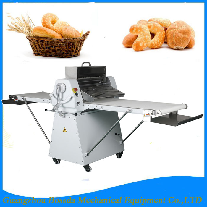 Hot sale Bread bakery equipment Used Dough flatter sheeter for home use