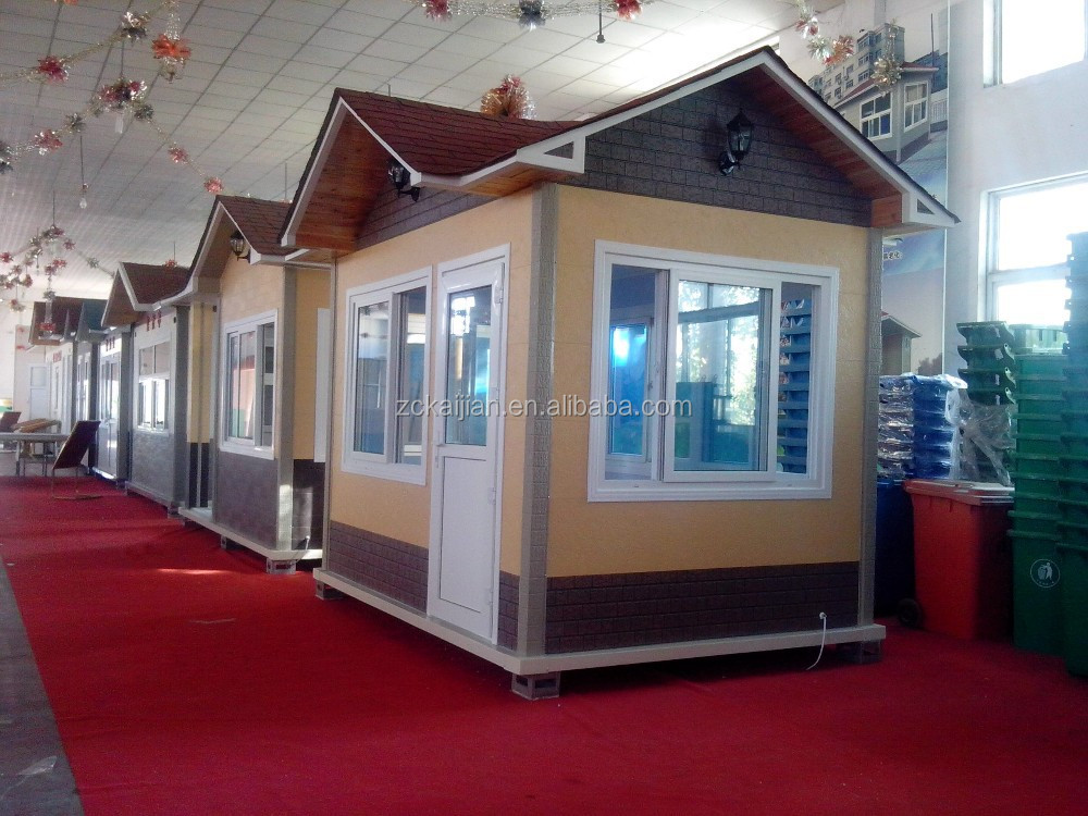 design chinese garden house hot sale/ CE&BV certified modular container offices/Portable light steel container house