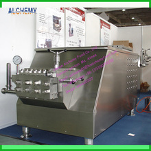high quality automatic homogenizer mixer