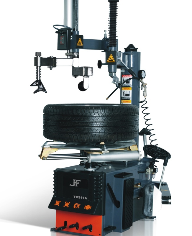 Comfortable Use semiautomatic tire changer bead breaker
