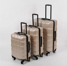 20/24/28 inch light weight hard shell suitcase ABS trolley case