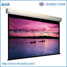 BL-2017 cheap price of motorized projector screen