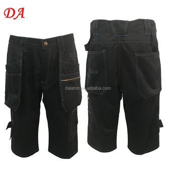 cotton polyester heavy duty workwear construction pants