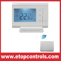 wireless thermostat remote controller