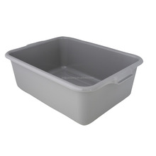 top quality 5 or 7 inches plastic tote box utensil storage tableware box