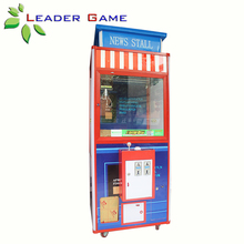 Adult Kids Toys Dolls Coin Operated Prize Mini Claw Crane Machine For Sale