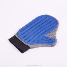High quality pet bath/grooming massage glove for dog & cat wholesale