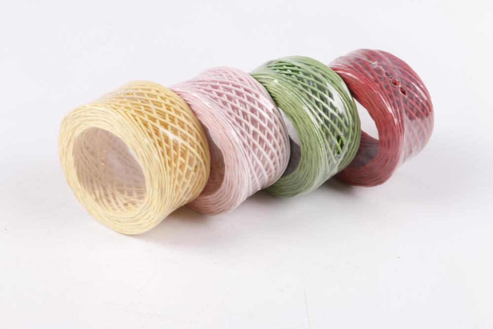 Factory Price Colored Paper Twine