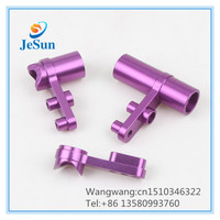 cnc precision aluminum parts in Jishenghardware