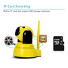 Real-time ip camera monitoring system wireless solar powered cctv camera