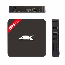 H96 Plus S905 quad core kodi 17.0 Android 6.0 2gb ram 16GB ROM bluetooth 4.0 tv box
