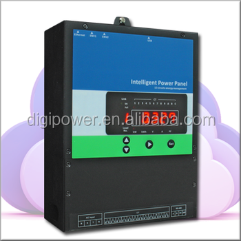 Data Center intelligent Power distribution Unit multi channel energy meter monitor