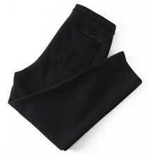 Wholesale Black Custom Logo Harem Pant For Women And Men Cheap Women Trousers