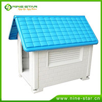 2015 New style handmade plastic cheap dog house