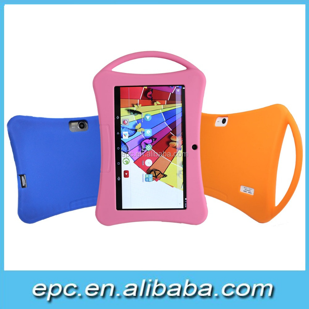 "Q88 Case, Kids Silicone Shockproof Defender Cover Case for 7"" Android A33 Touch Tablet"