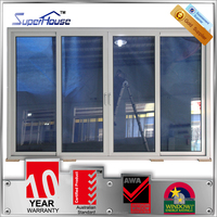 5 stars energy rating AS2047 sliding door made in China
