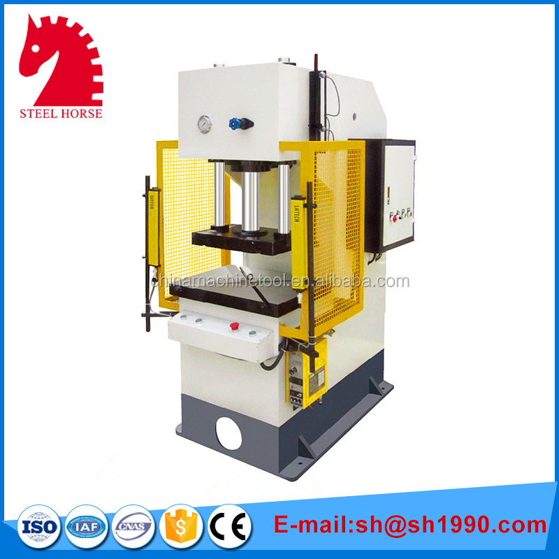Manufacturer directly supply Steel horse 60 ton hydraulic press in China