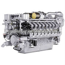Marine Medium Speed Diesel Engine