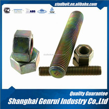 Special Purpose Applications M36 1-1/2 grade 5.8 Magni full threaded steel ball bearing threaded rod