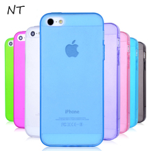 guangzhou factory wholesale cell phone accessory for iphone 5 5S TPU case