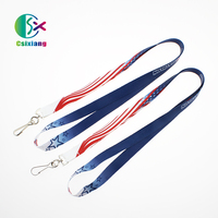 Decorative And Soft Lanyards With Custom