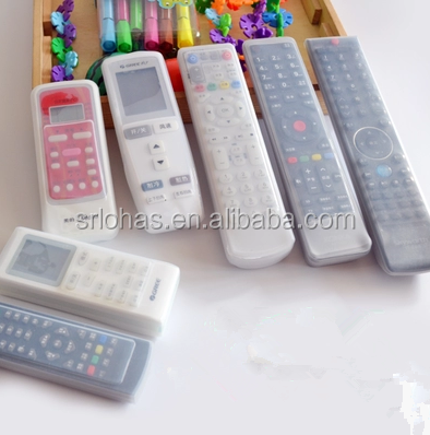 Wholesale tv a/c remote control silicone cover