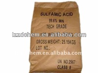 sulfamic acid(99.5%,99.8%) with high quality and low price