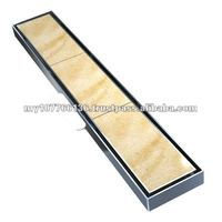 High Quality Channel Floor Grating (Stainless Steel Grade 316)